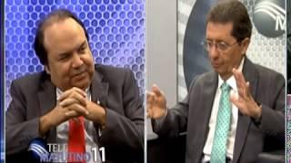 Contundentes declaraciones del Lic.  Vinicio Castillo Semán, Candidato a Senador
