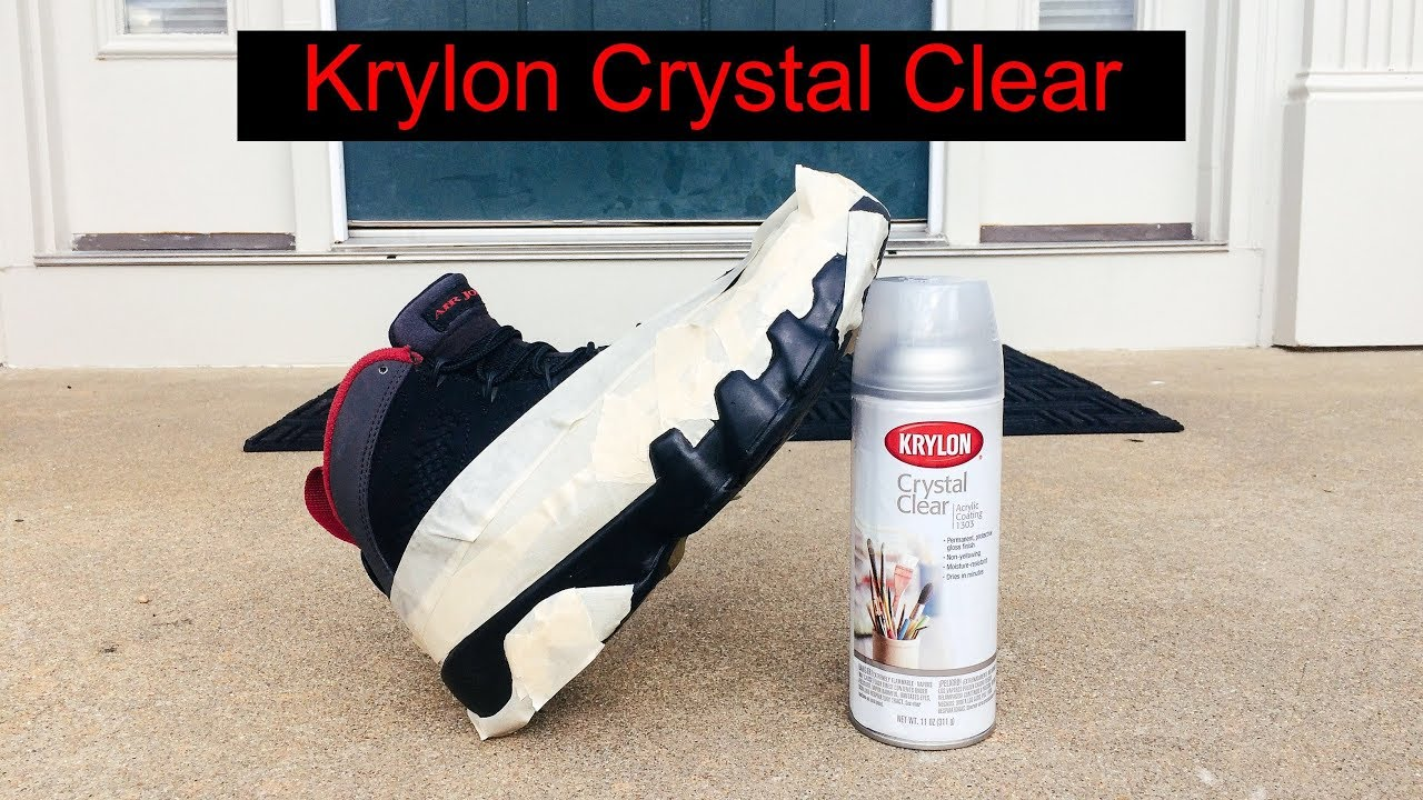 Krylon Crystal Clear Tutorial!!!