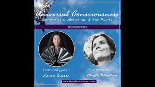 "Laura Inserra - Resonant Healing, ""experience the experience"", Chamber of AWE, Consciusness & more"
