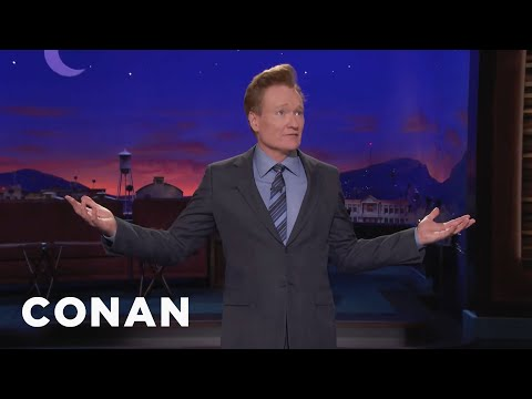 Conan: Betsy DeVos & Stormy Daniels Are Equally Qualified To Be Education Secretary  - CONAN on TBS