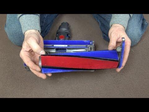 Dyson V6 Fluffy Cordless Vacuum Cleaner Maintenance Tips