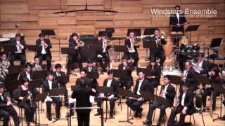Windstars Ensemble - Space Battleship Yamato