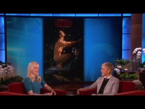 Anna Faris on Her Son on Ellen show