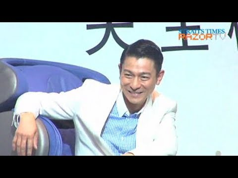 Why he still lives with his parents (Mad about Andy Lau Pt 1)