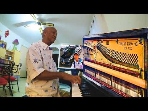 """""""NY FIAINANA LASA"""" (A.Ratianarivo) kalon'ny fahiny solo piano  by Sammy RAKOTOARIMALALA"""