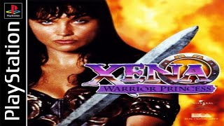 Xena: Warrior Princess 100% - Full Game Walkthrough / Longplay screenshot 3