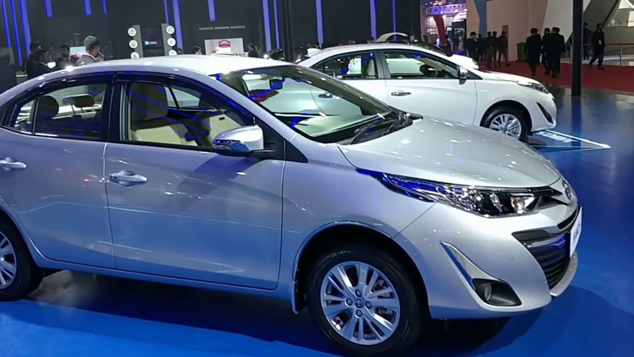 Toyota Yaris Unveiled In India Features Details Specs Auto Expo 2018