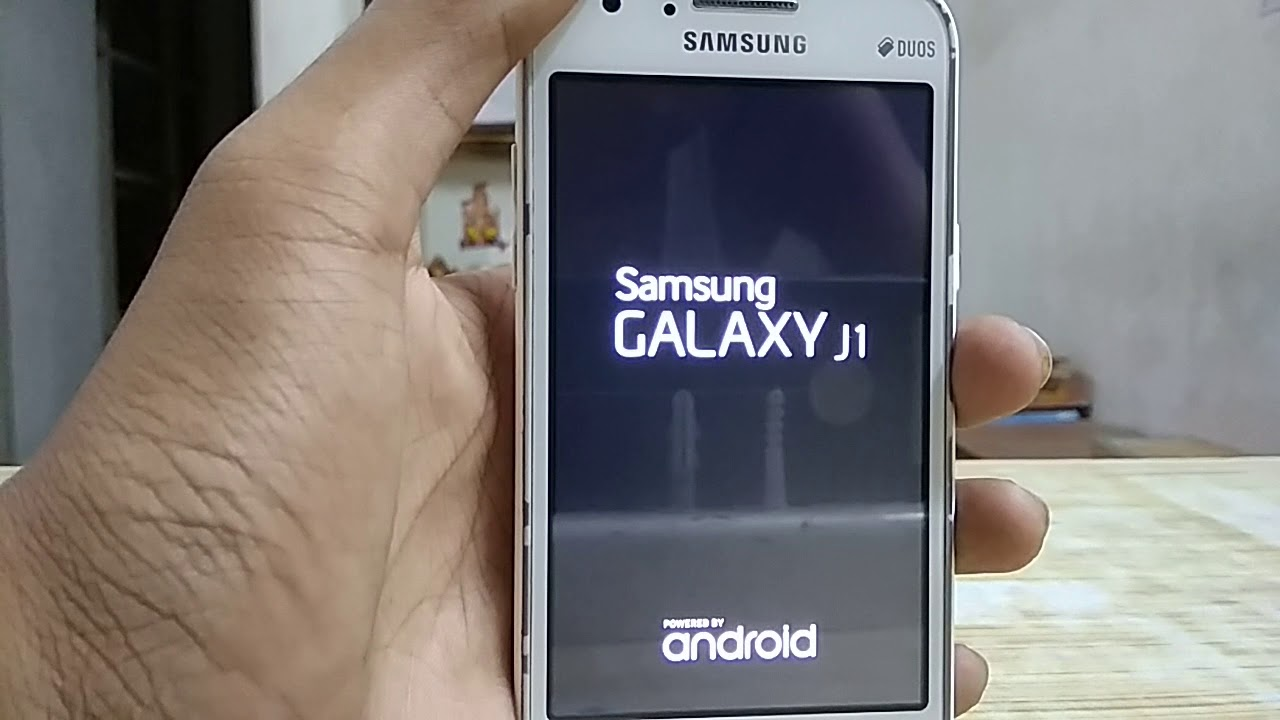 How to install Android Marshmallow in Samsung galaxy j1 SM-J100H [PACROM  6 0 1]