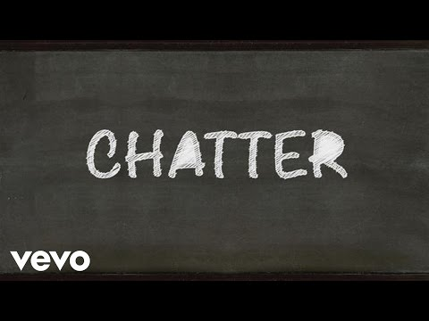 Katherine McNamara - Chatter (Official Lyric Video)