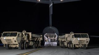 US begins shipping controversial defense system to S  Korea