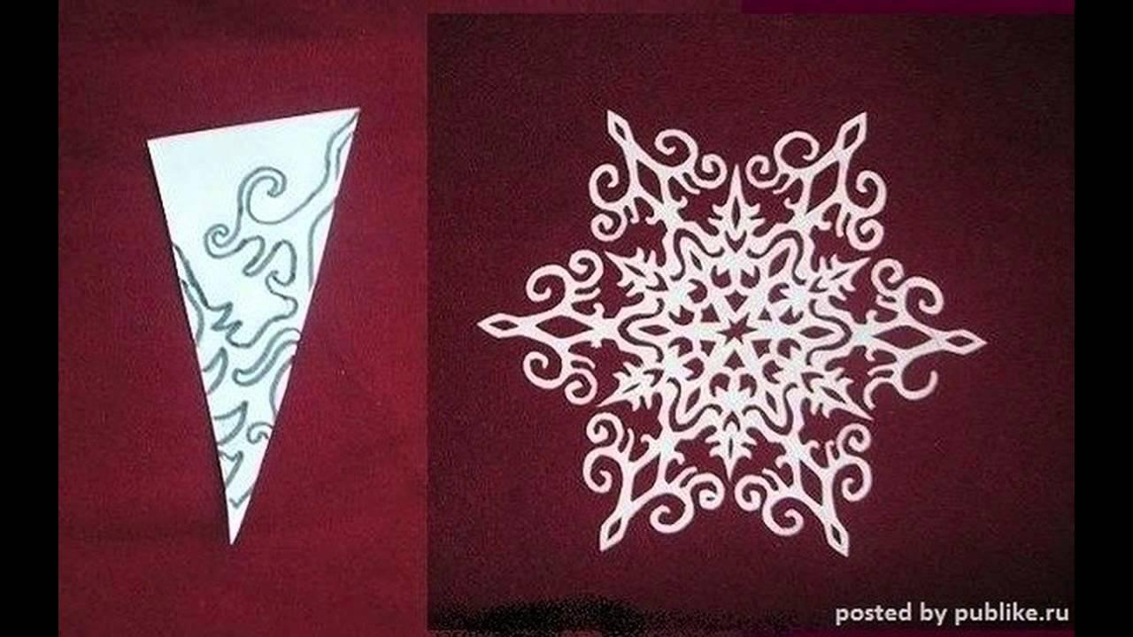 Снежинки новый год своими руками фото 358