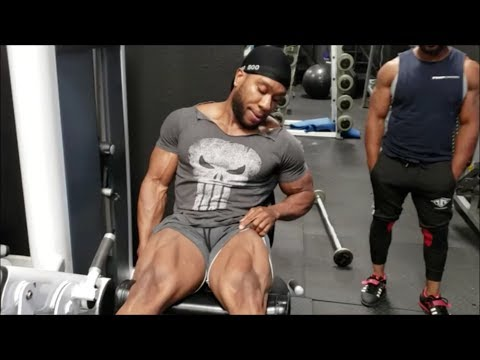 Build Legs On Smith Machine   High Volume Only   Feat. Soc & Jaron