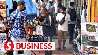 Drop in social assistance programmes