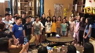 Publication Date: 2020-03-14 | Video Title: Ben 小學畢業聚餐感謝說話 - 8 July 2019