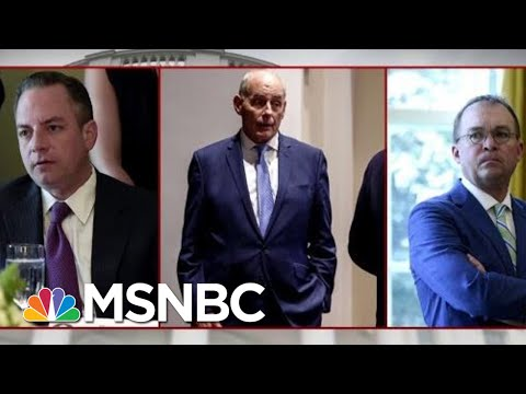 The Cough Heard Around The World | Deadline | MSNBC
