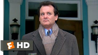 Groundhog Day... Again - Groundhog Day (2/8) Movie CLIP (1993) HD