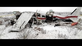 Number 24!! Georgia, P Rico: UNUSUAL World Spate of AIRCRAFT CRASHES 12.3.13