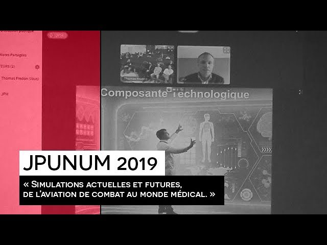[EVENEMENT] : JPUNUM 2019 - Conférence Jean-Pierre HENRY