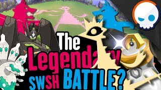 What the Hillside Legendary Could Mean for Pokemon Sword and Shield | Gnoggin