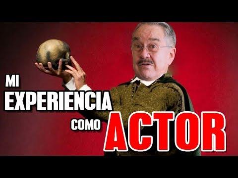Pedro Sola y su faceta de Actor