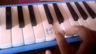 Lagu bang jali dengan pianika