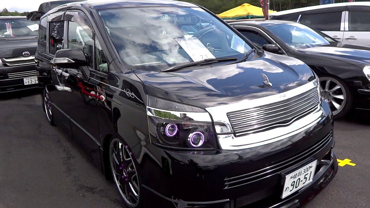 TOYOTA VOXY custom car トヨタ ヴォクシー カスタムカー Car Audio カーオーディオ , YouTube