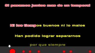 Los Autenticos Decadentes y Julieta Venegas - A mi no me importa el dinero (Karaoke)