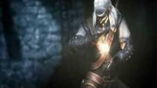 ведьмак(клип на песню ария викинг)