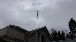 Antenniasennus Vallasvuon tyyliin