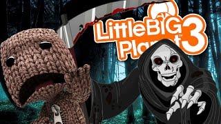 DEATHRUN!   Little Big Planet 3 Multiplayer (94)