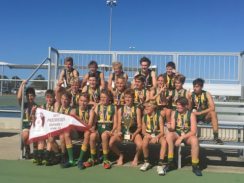 AFL Sunshine Coast Under 14 Division 1 Grand Final 2017 Maroochydore Gold v Kawana