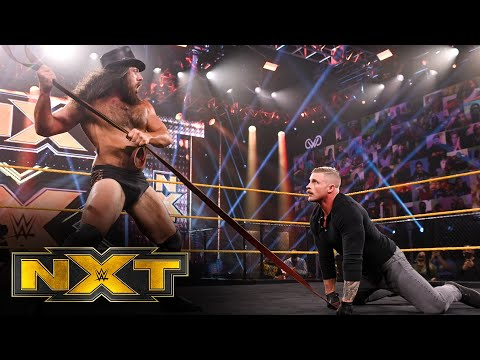 Dexter Lumis turns the tables on Cameron Grimes ahead of their TakeOver clash: WWE NXT, Dec. 2, 2020