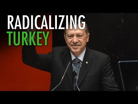 "Expert: ""Erdogan is dragging Turkey towards an Islamist state"""