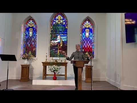 Sept 20th 2020 - Church Service