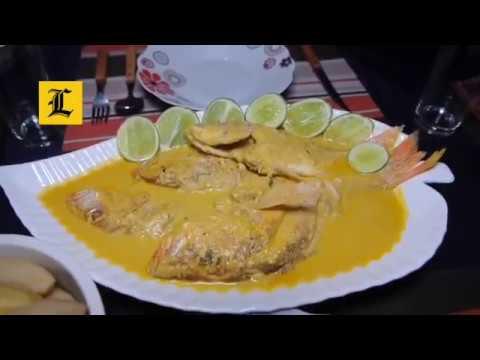 Receta Pescado con Coco para el Listin Diario - Cocinando con Yolanda