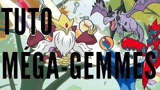 [TUTO] Où trouver toutes les Méga-Gemmes ? l Pokémon XY