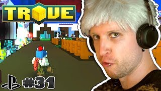 A NEW WAY TO PLAY TROVE!? ✪ Scythe Plays Trove PS4 #31