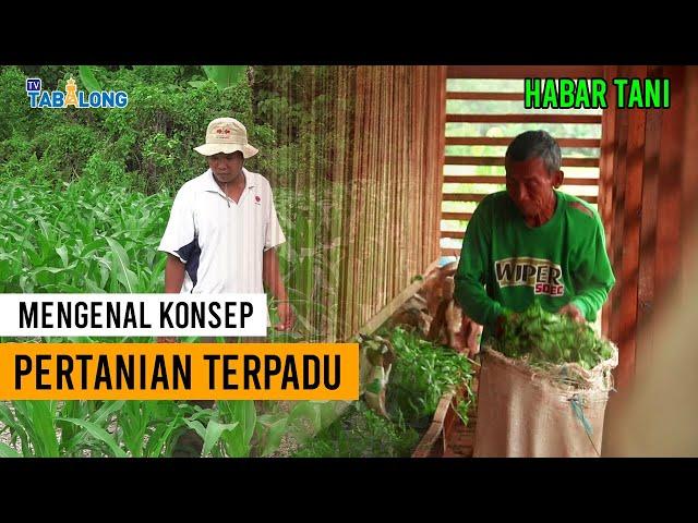 Petani Maju Dengan Pertanian Terpadu