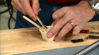 Gunsmithing - How to Glass Bed a Rifle Stock - Winchester Model 67 Rifle