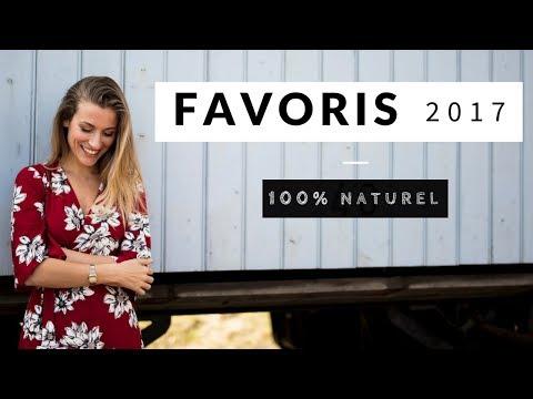 TAG I MES FAVORIS 100% NATURELS 2017