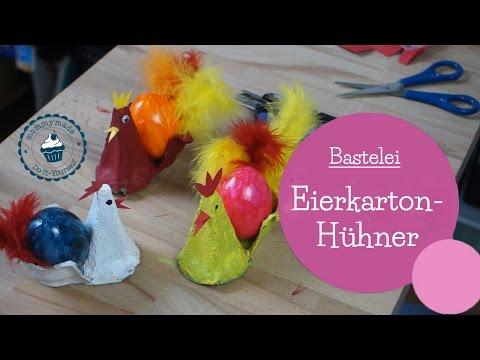 5 Schnelle Bastelideen Eierkarton Upcycling Eierkarton Egg
