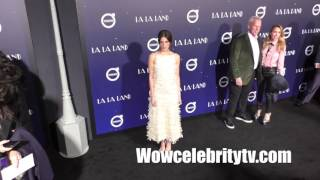 Callie Hernandez at LA LA Land Premiere in Westwood