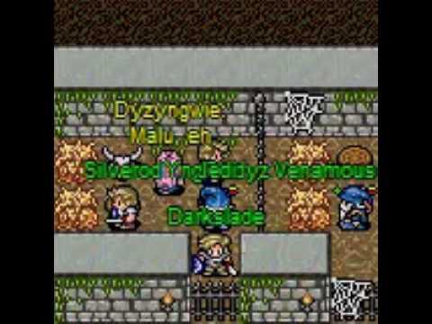 TibiaMe - Gameworld 18 TibiaMe Prison Tour