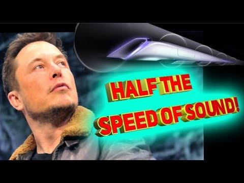 Hyperloop: HALF THE SPEED OF SOUND... or shredded metal?