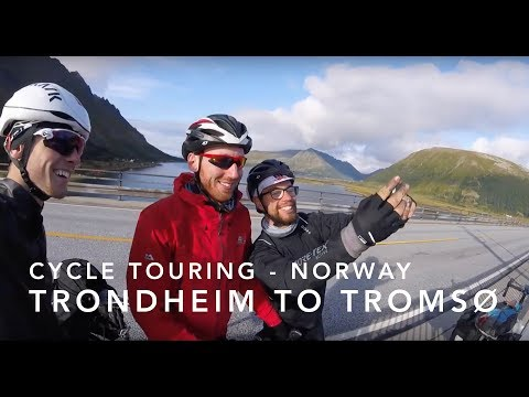 Cycle Touring - Trondheim to Tromsø [Part 2]