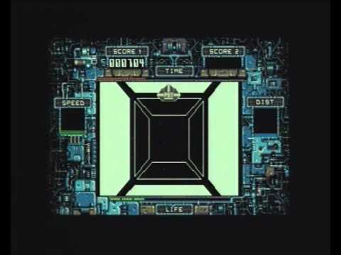 Atari ST game - Psyborg
