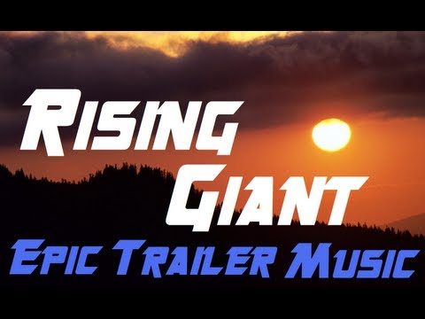Rising Giant - Hevesh5 (Free Epic Orchestral Trailer Music): ***Listen with headphones or good speakers for best quality!!*** After spending hours trying to find some decent free epic trailer music that isn't overused, I finally decided to make my own. This is my first epic orchestral song. It's sort of a remix of the first 2 beats of BoltonBadBoy's