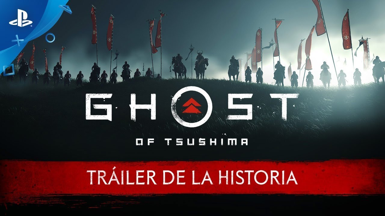 Ghost of Tsushima - Tráiler de la historia | PS4