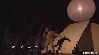 kanye west pinocchio story hollywood bowl 2015