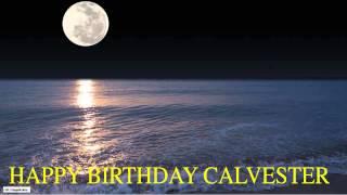 Calvester   Moon La Luna - Happy Birthday